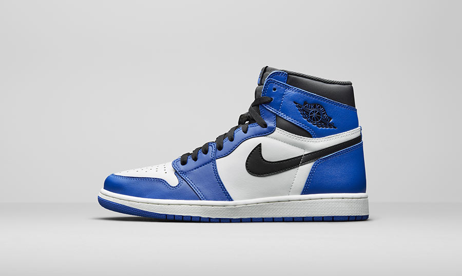 air jordan 1 retro high femme bleu