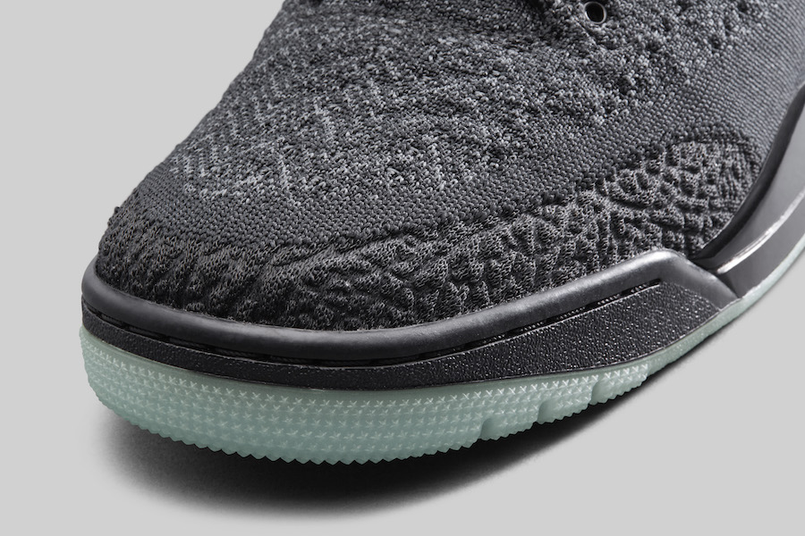 d32e9c0f14b Air Jordan 3 Flyknit Black - Le Site de la Sneaker