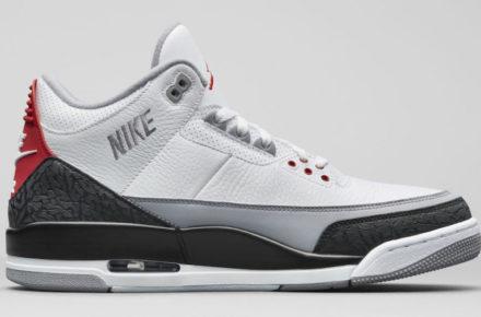 7b5626ae8e6bfb La sortie des Air Jordan 3 Retro JTH NRG est prévue le 24 mars sur  Nike.com