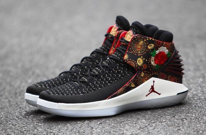 taille 40 d0912 d85eb Air Jordan 32 Chinese New Year