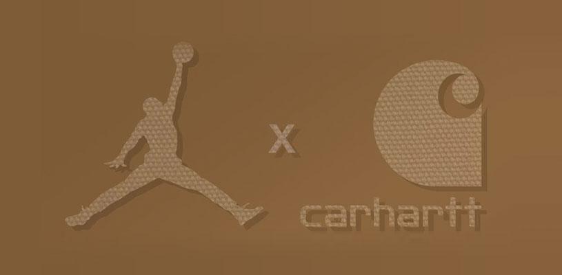 Carhartt x Air Jordan 3