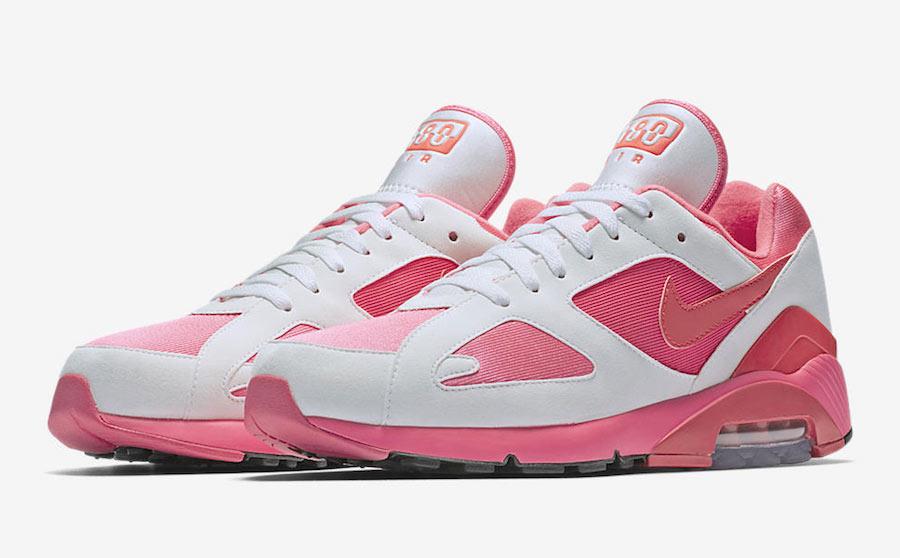 Comme des Garçons x Nike Air 180 Collection - Le Site de la Sneaker
