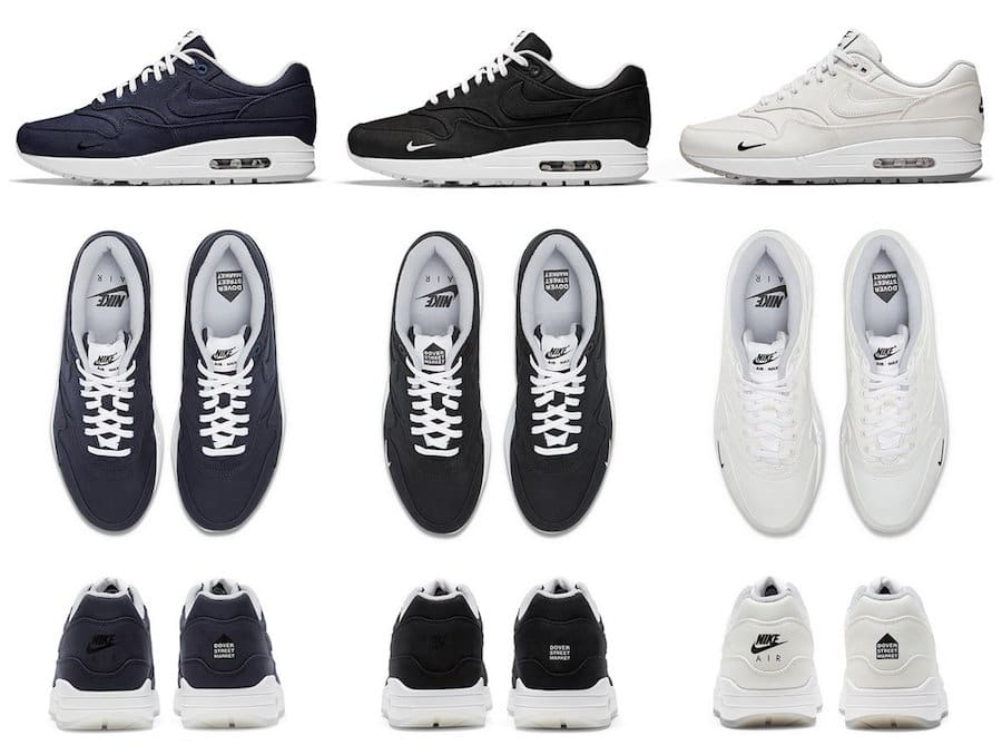 Dover Street Market x Nike Air Max 1 Ventile Collection