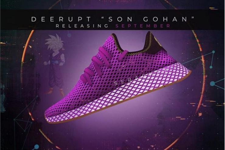 De Collection Adidas Dragon Z La Le Ball L'intégralité X Dévoilée TJc51F3luK