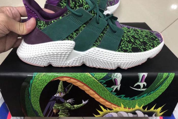 sale retailer 08906 2f7da dragon-ball-z-adidas-prophere-cell-1-box