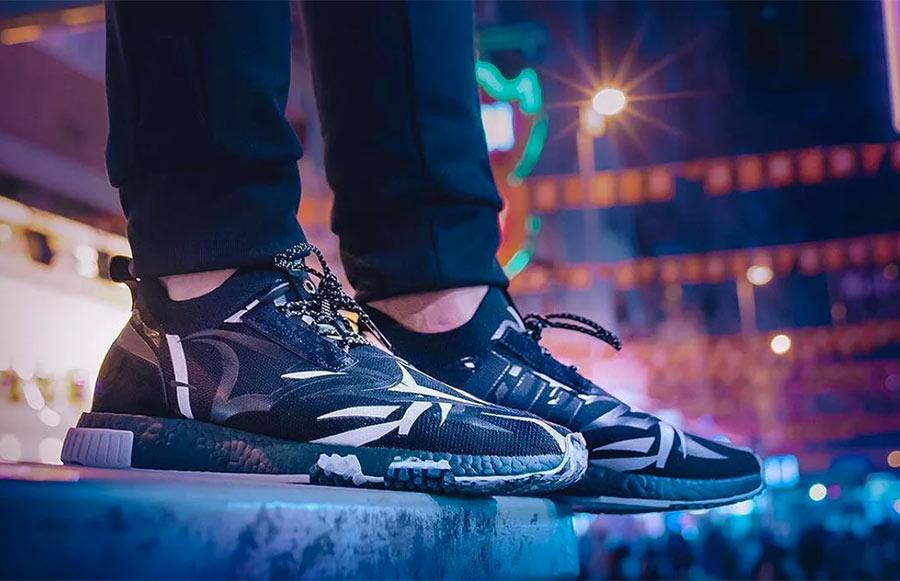 Adidas collabore avec Juice sur une NMD Racer