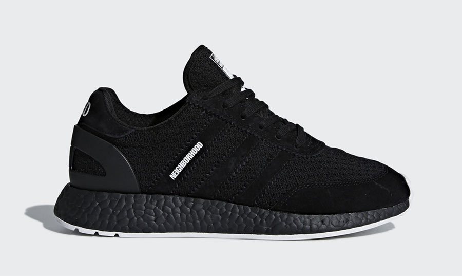 Neighborhood x adidas I-5923 Black White