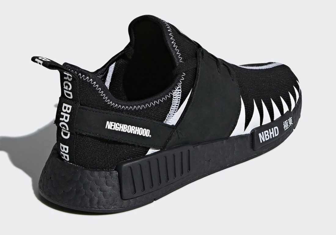info for 860be e6c38 Neighborhood x adidas NMD R1