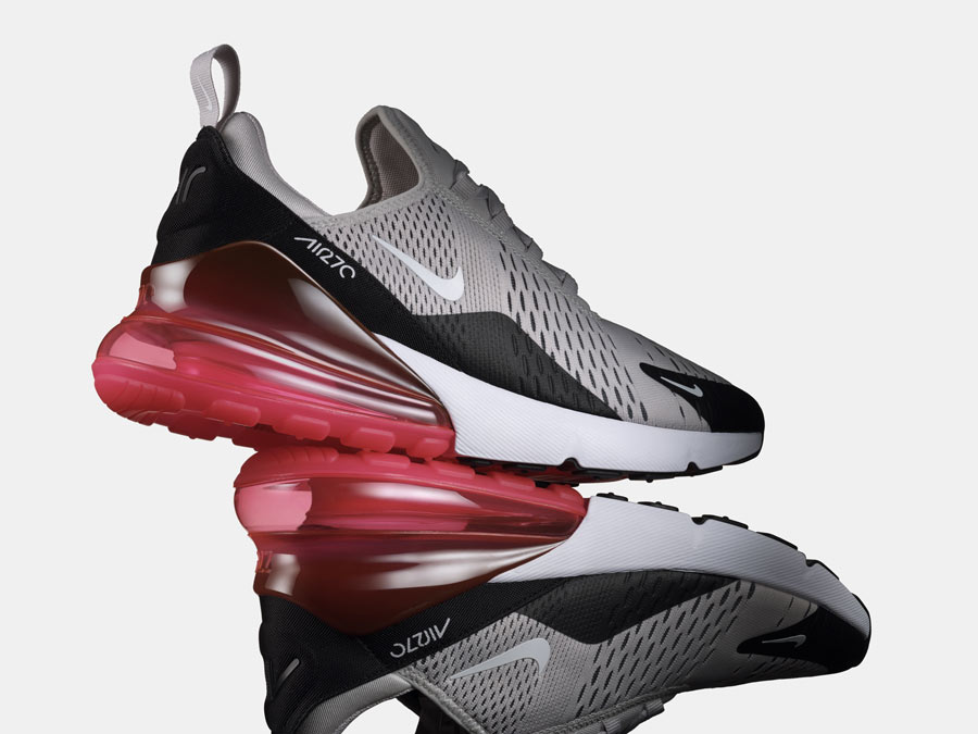 pr sentation de la nike air max 270 le site de la sneaker. Black Bedroom Furniture Sets. Home Design Ideas
