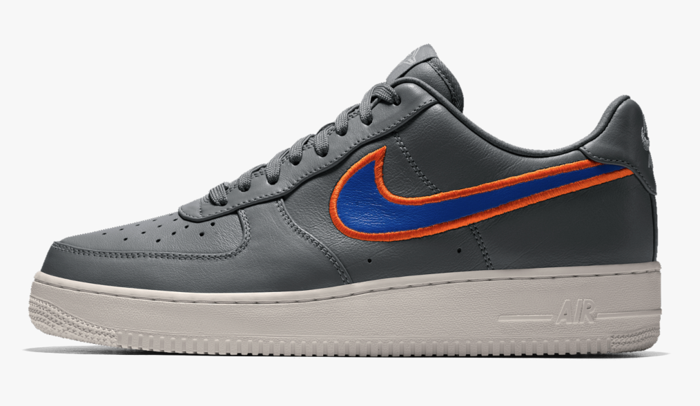 Nike Air Force 1 iD NBA City Edition