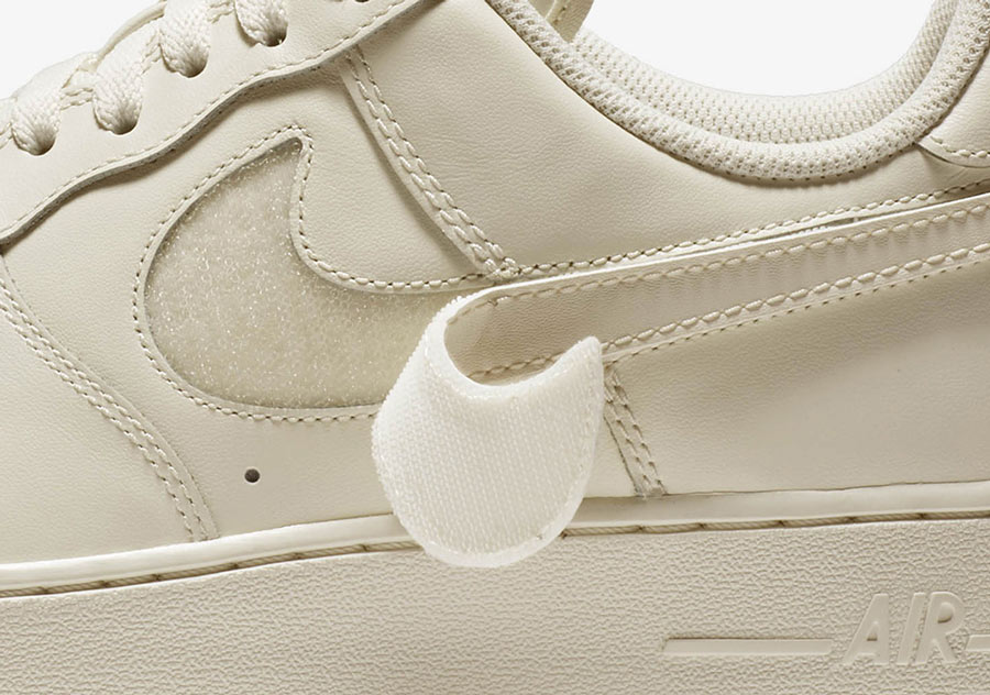 Nike Air Force 1 Velcro Swoosh Pack Le Site de la Sneaker