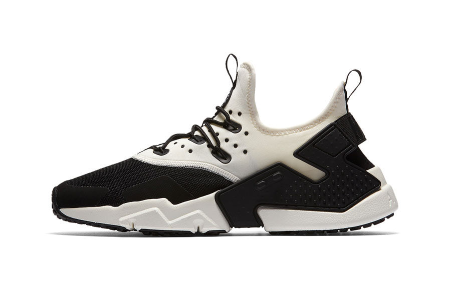 nike,air,huarache,drift,white,black,1