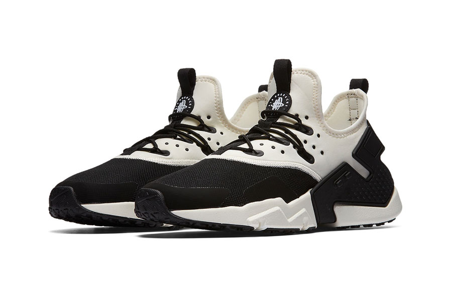nike,air,huarache,drift,white,black,2