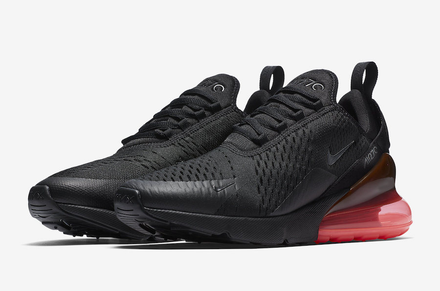 b8124b224af5 Nike Air Max 270 Hot Punch - Le Site de la Sneaker