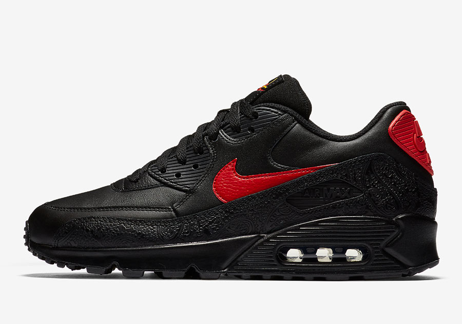 taille 40 2cb40 107a9 Preview: Nike Air Max 90 Chinese New Year - Le Site de la ...