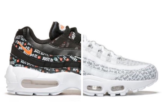 air max 95 femme just do it