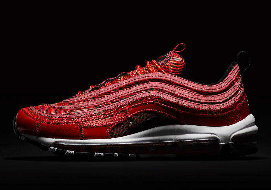 air max 97 rouge cr7