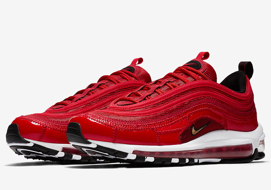 le dernier 9ca84 c88aa Nike Air Max 97 CR7 Portugal Patchwork