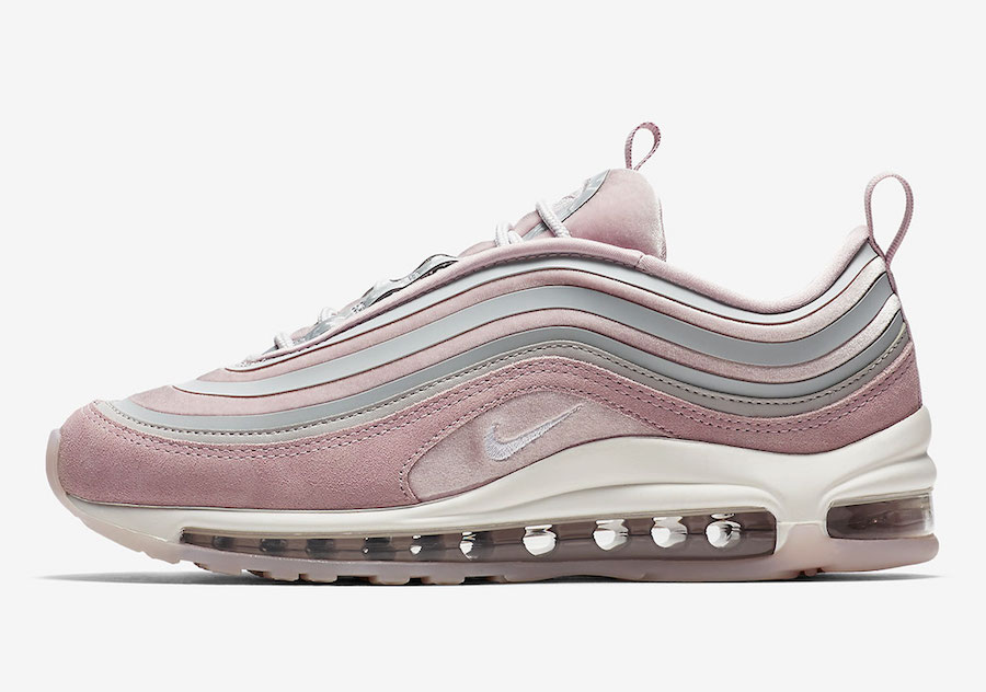 air max rose velour