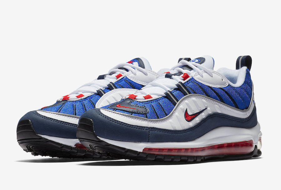photos officielles cf7da 9fd86 Nike Air Max 98 Gundam