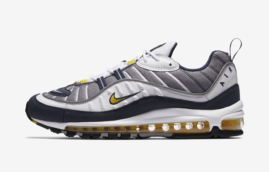 huge inventory outlet on sale how to buy Nike Air Max 98 Tour Yellow