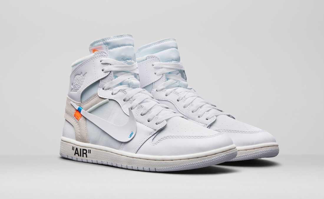 san francisco 73b89 aa06e Off-White x Air Jordan 1 White