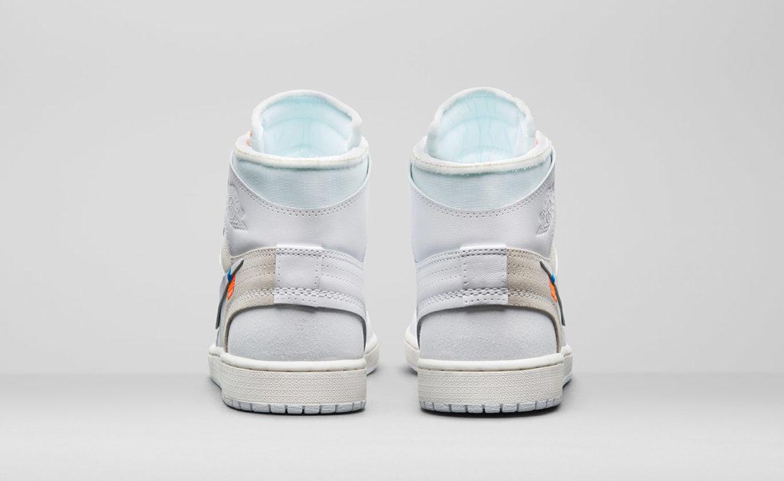 ae8ab0fbbf2bd Off-White x Air Jordan 1 White - Le Site de la Sneaker