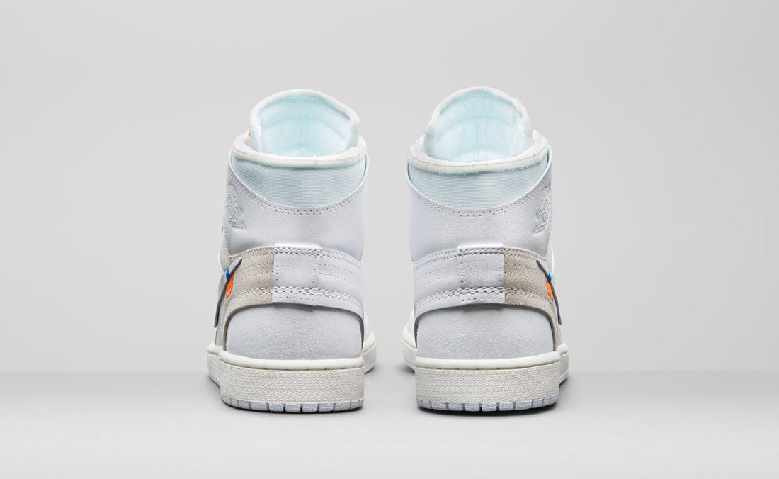 Off White x Air Jordan 1 White