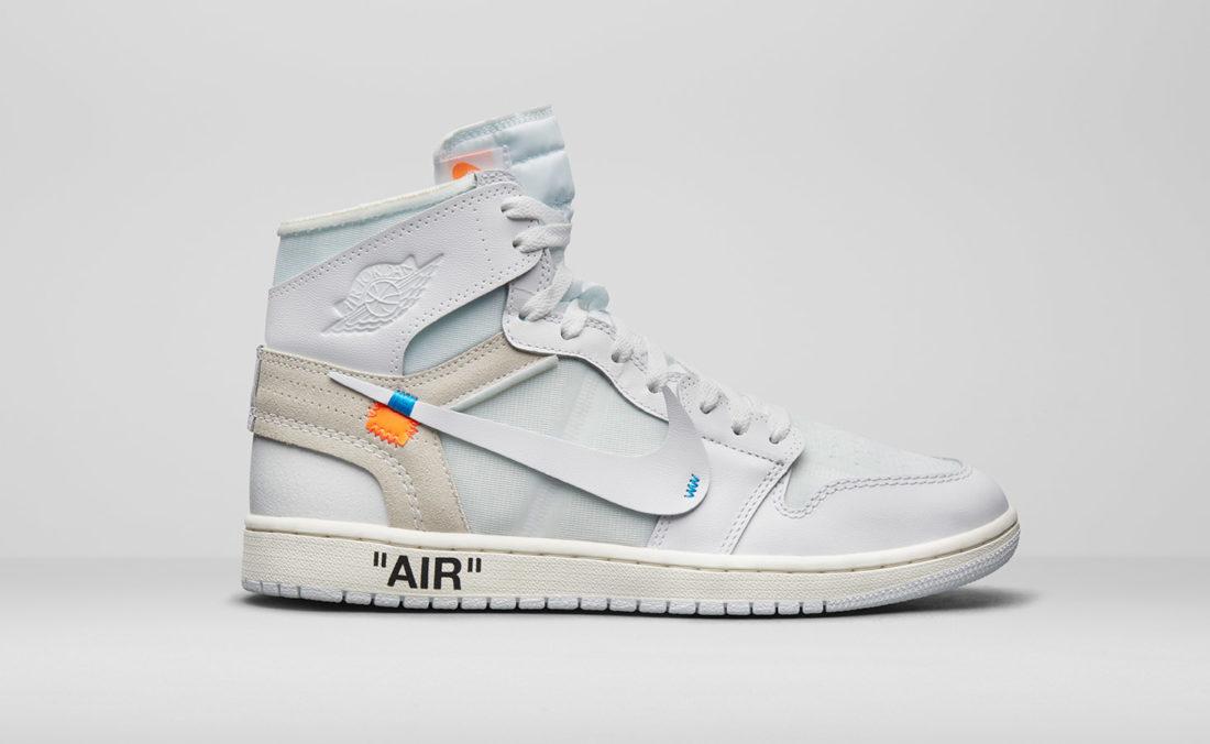0f01577030e Off-White x Air Jordan 1 White - Le Site de la Sneaker