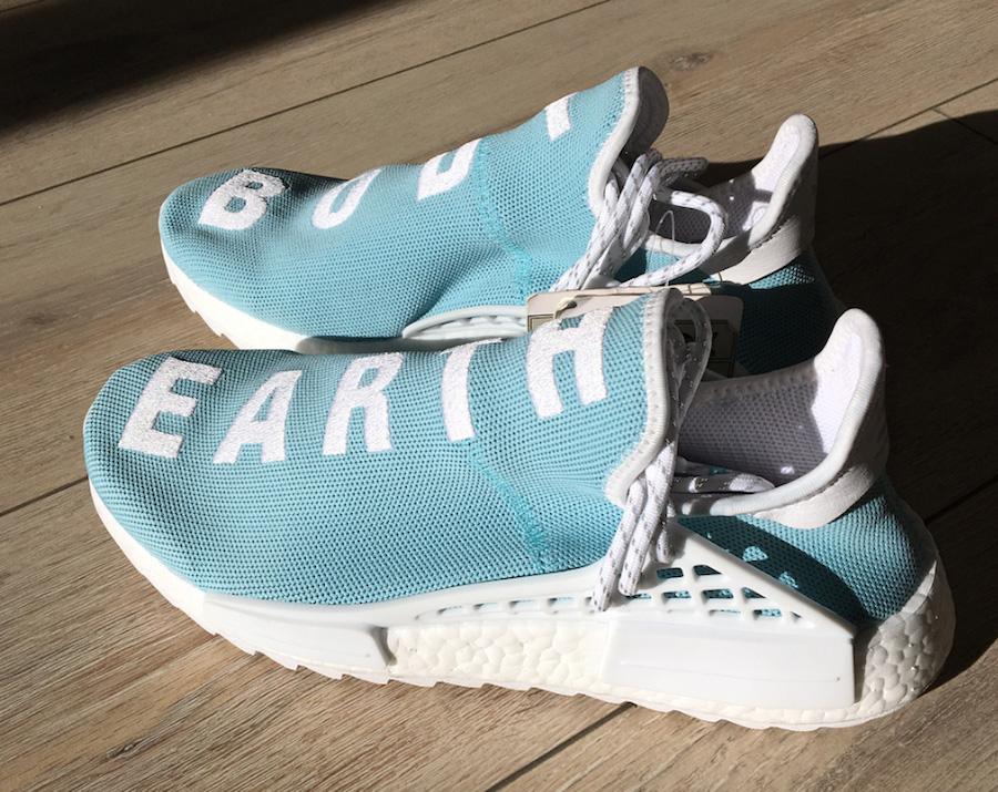 Preview: Pharrell x adidas NMD Hu Body & Earth Le Site de