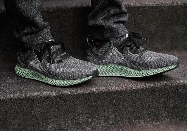 adidas AlphaEdge 4D LTD Gris Aero Ash Ash Verde Gris Le AlphaEdge Site de la Sneaker 9b97158 - sfitness.xyz