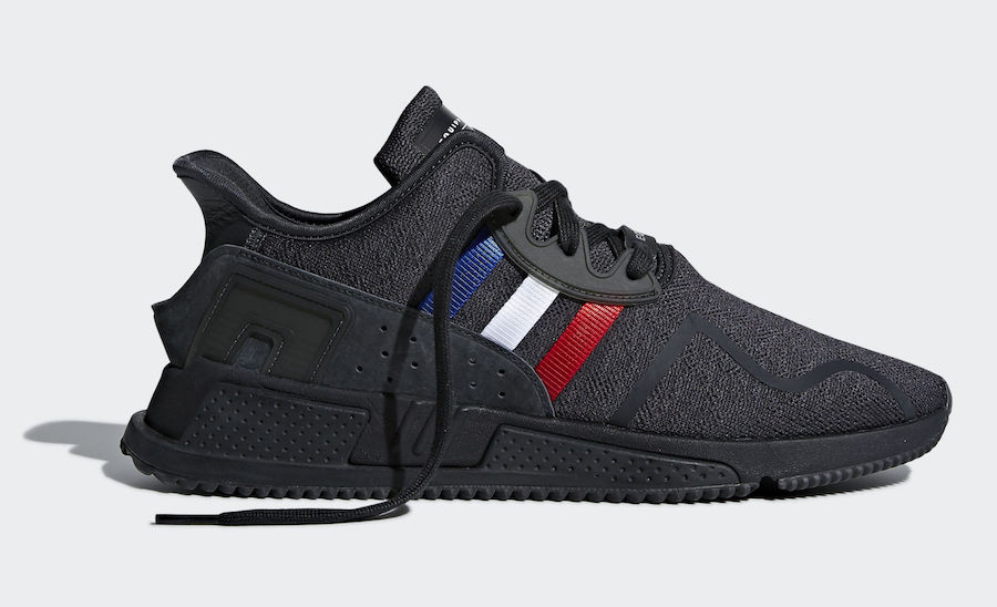 Preview: Site adidas EQT Cushion ADV Tri Color Noir Le Site Preview: de la Basket 1cff47