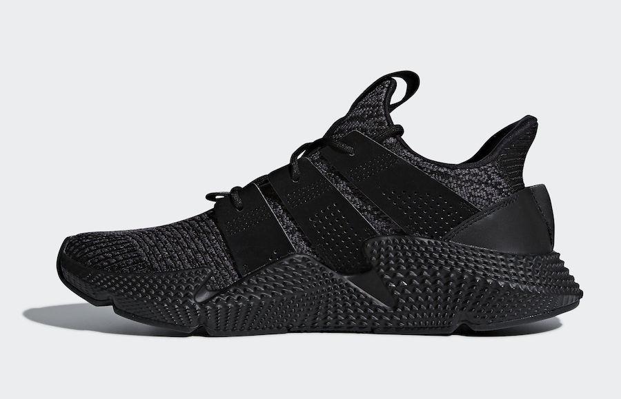 adidas Prophere Triple Black Le Site de la Sneaker