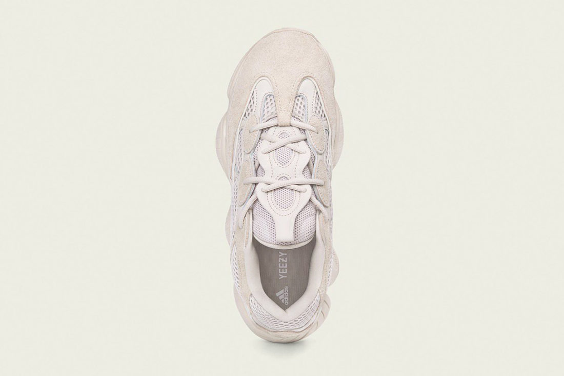 adidas yeezy 500 homme blanche