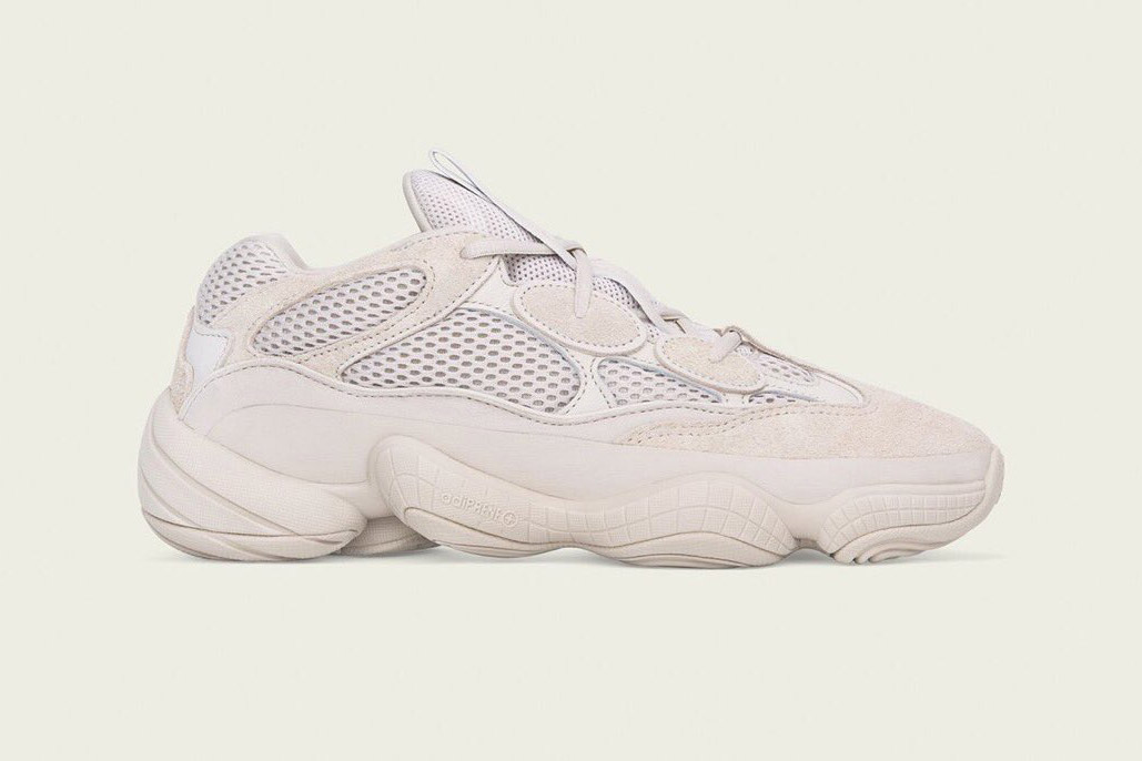 the best attitude cf9ea 56d08 adidas YEEZY Desert Rat 500 Blush