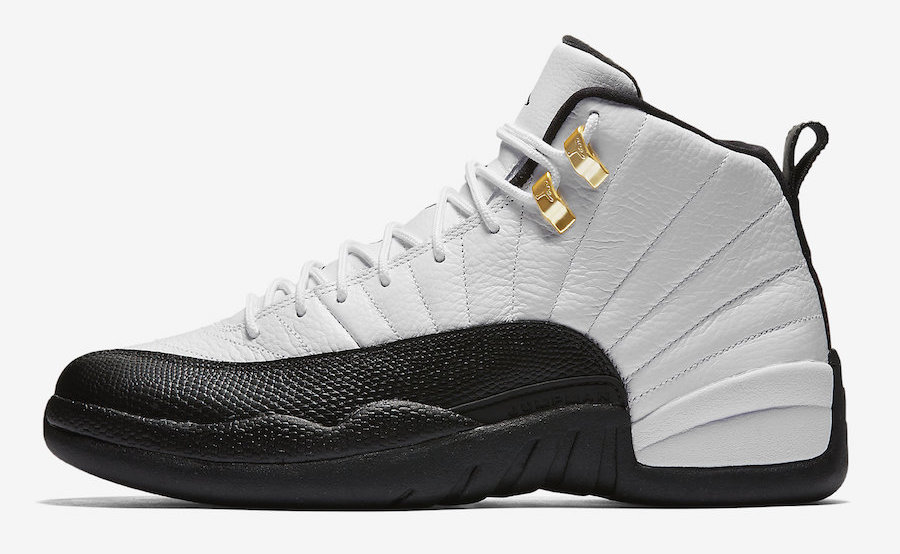 best sneakers d54cb 2e22f Air Jordan 12 Taxi 2018