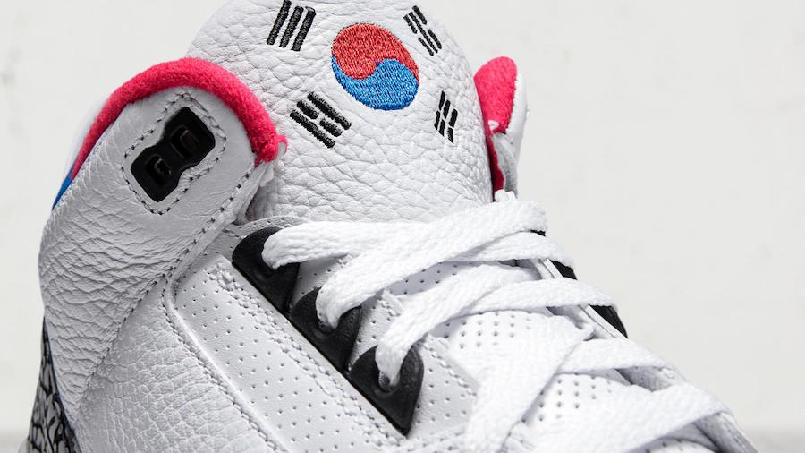 Seoul la 3 Sneaker Jordan Le Korea Site de Air txhQrdBsC