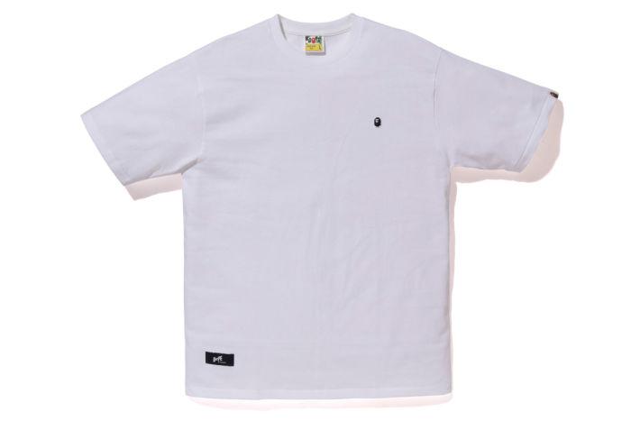 bape reebok shirt