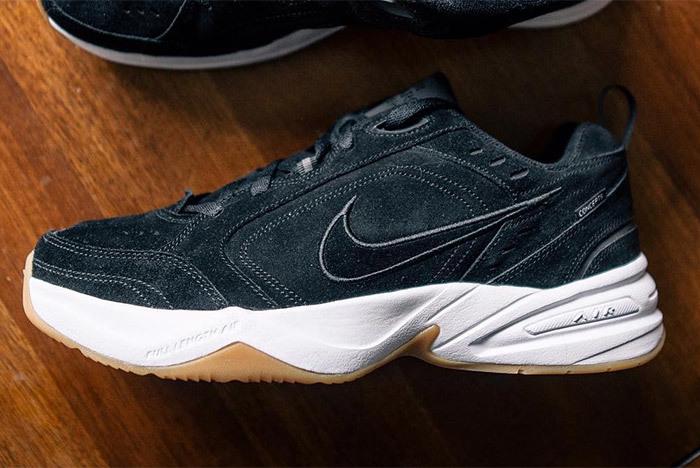 half off 8d076 276ed Preview: Concepts x Nike Air Monarch - Le Site de la Sneaker