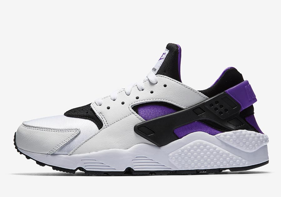 Nike Air Huarache \u002791 Purple Punch