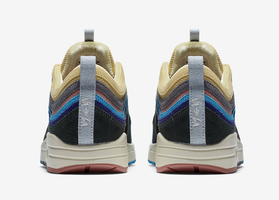 Nike Air Max 197 VF Sean Wotherspoon Royal BlueWhite