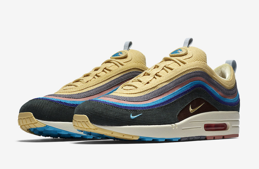 separation shoes hot sale online good service Nike Air Max 1/97 VF Sean Wotherspoon
