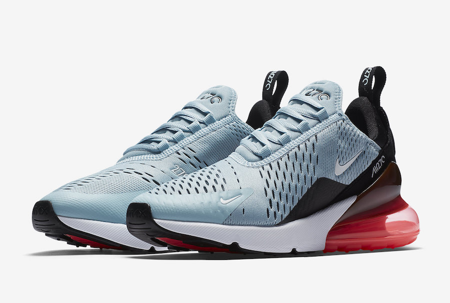 Nike Air Max 270 Ocean Bliss - Le Site de la Sneaker