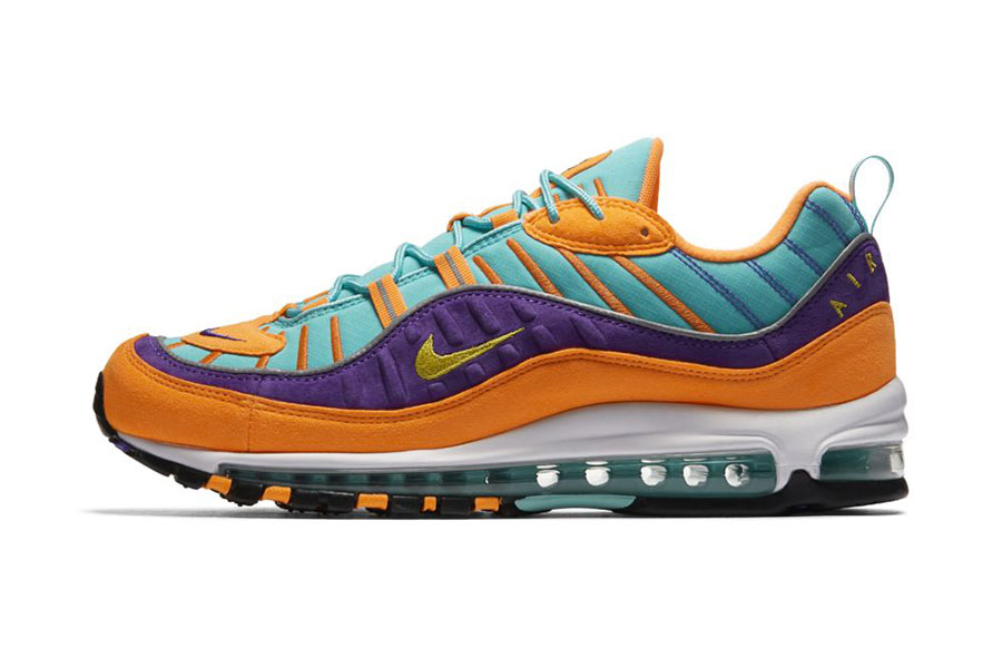 hot sale online many styles super specials Nike Air Max 98 Hyper Grape
