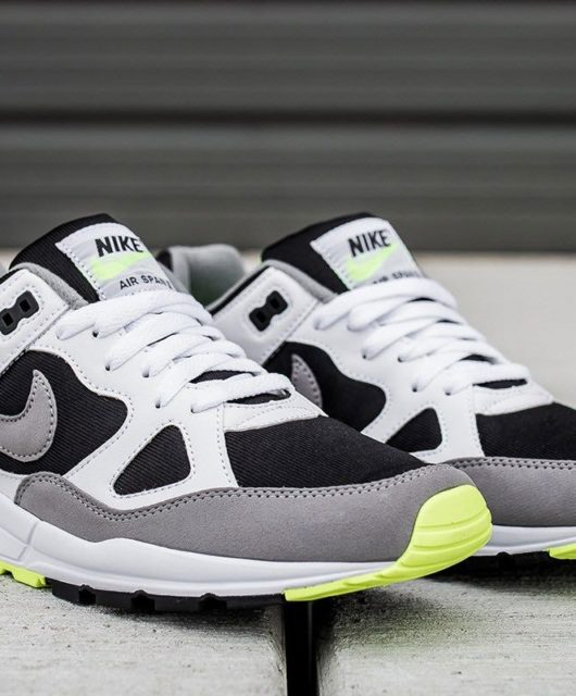 sneakers for cheap fdbea ad2ae Nike Air Span II Volt