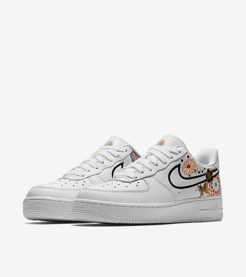 nike air force 1 motif