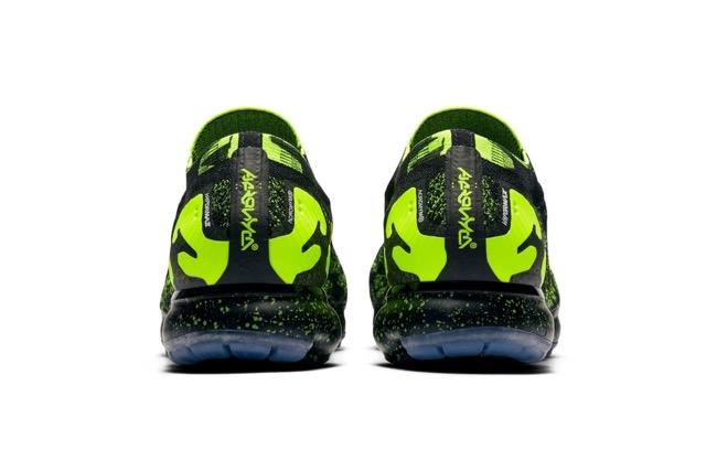 Les 2 autres Acronym x Nike Air VaporMax Moc dévoilées Le Site de