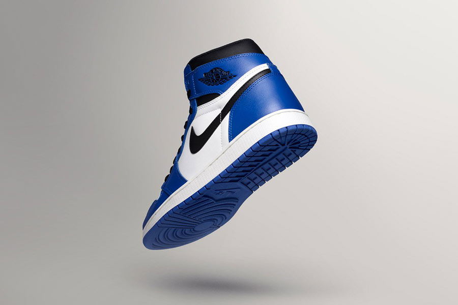 nouveau produit a6721 e588a Air Jordan 1 Retro High OG Game Royal