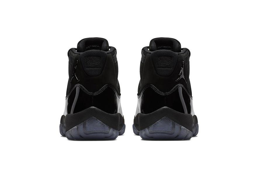 100% authentic a0c1e e4dac Air Jordan 11 Blackout 'Cap And Gown'