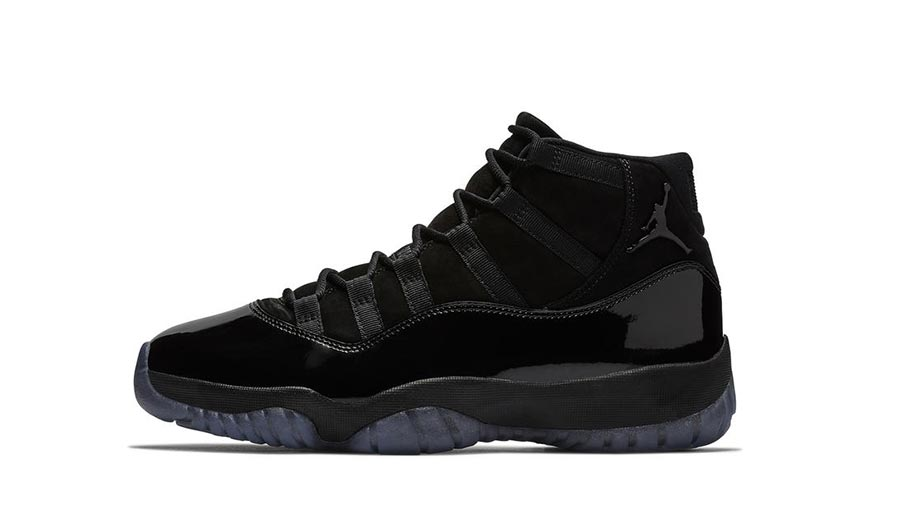 where can i buy various colors various colors Air Jordan 11 Blackout 'Cap And Gown'